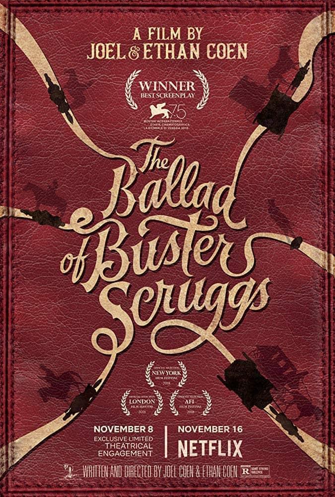 Recenzie de film The Ballad of Buster Scruggs, Coen