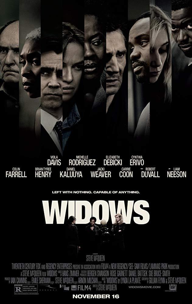 recenzie film Widows Steve McQueen