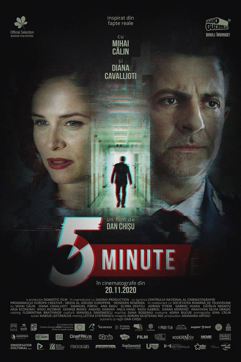 recenzie film romanesc 5 minute, Dan Chisu, Mihai Calin