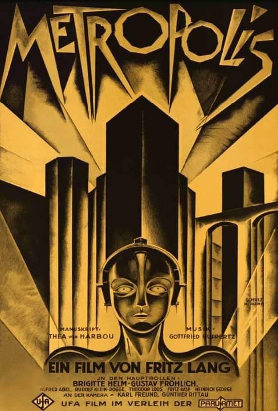 recenzie de film Metropolis