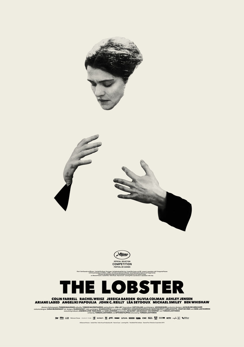 recenzie de film The Lobster, Colin Farrell