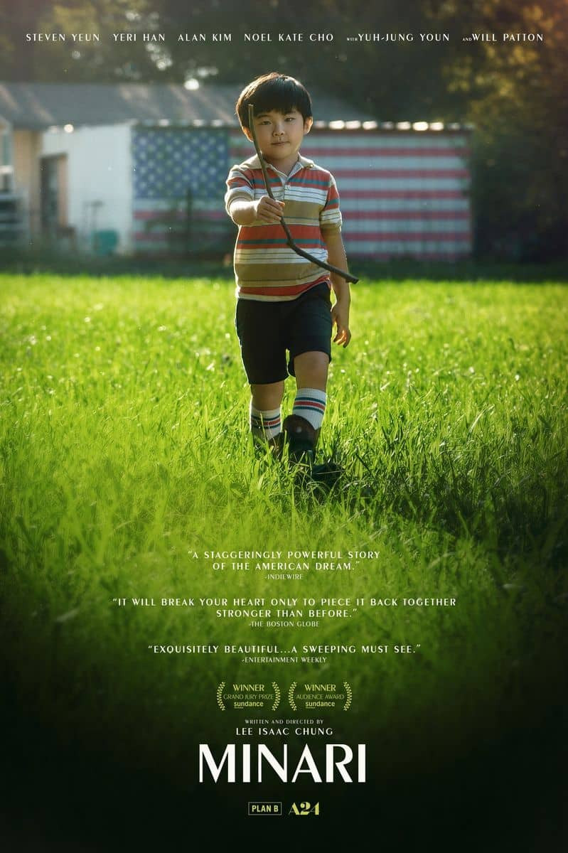 recenzie film Minari, Lee Isaac Chung