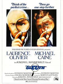 Sleuth (Joseph L. Mankiewicz, 1972)