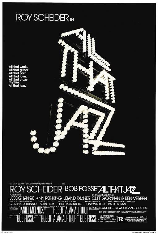 recenzie de film All That Jazz, Roy Scheider, Jessica Lange