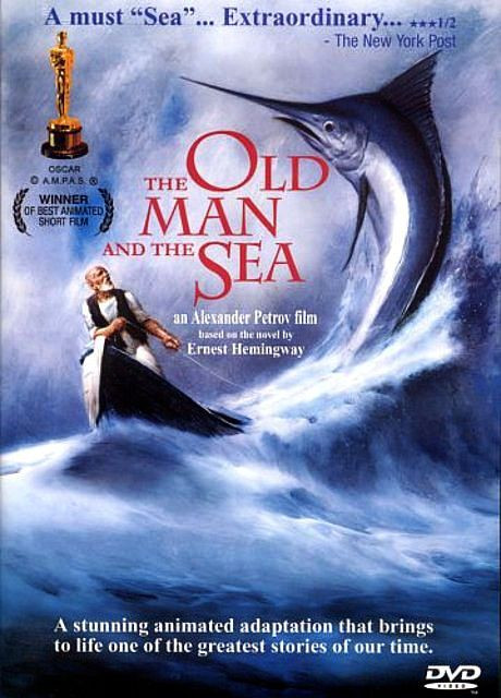 recenzie film animatie The Old Man and the Sea