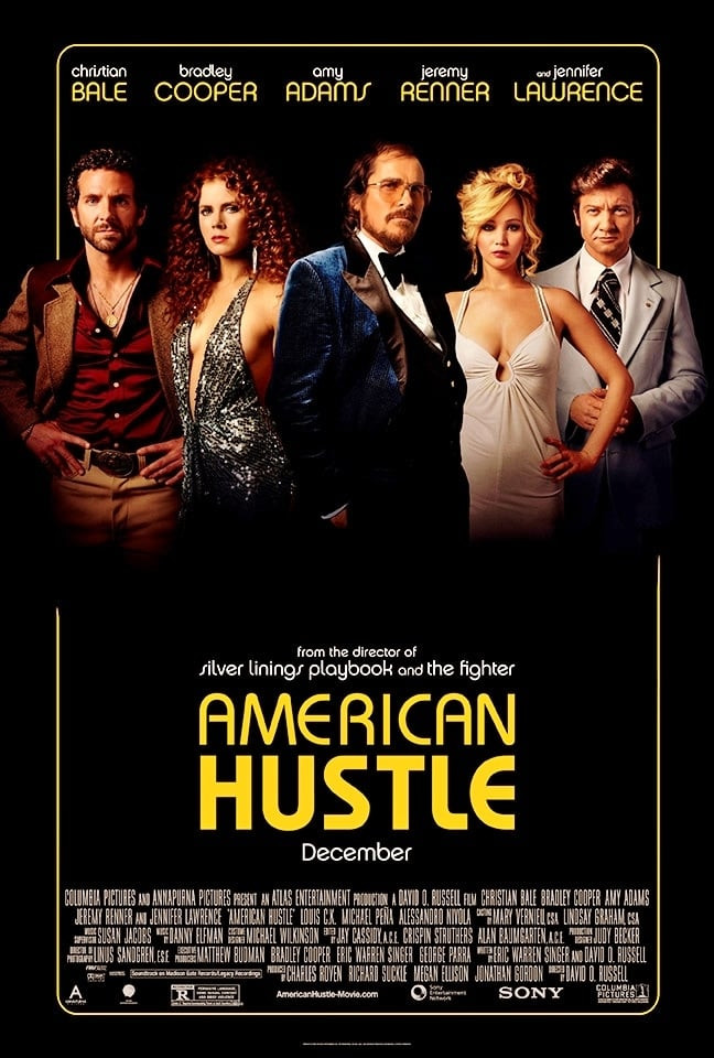 recenzie film American Hustle, Christian Bale, Bradley Cooper