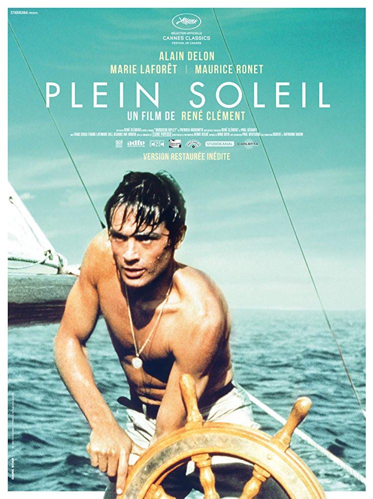 recenzie film Plein soleil Alain Delon