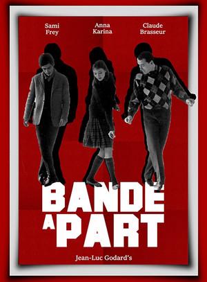 Bande à part (Jean-Luc Godard, 1964)