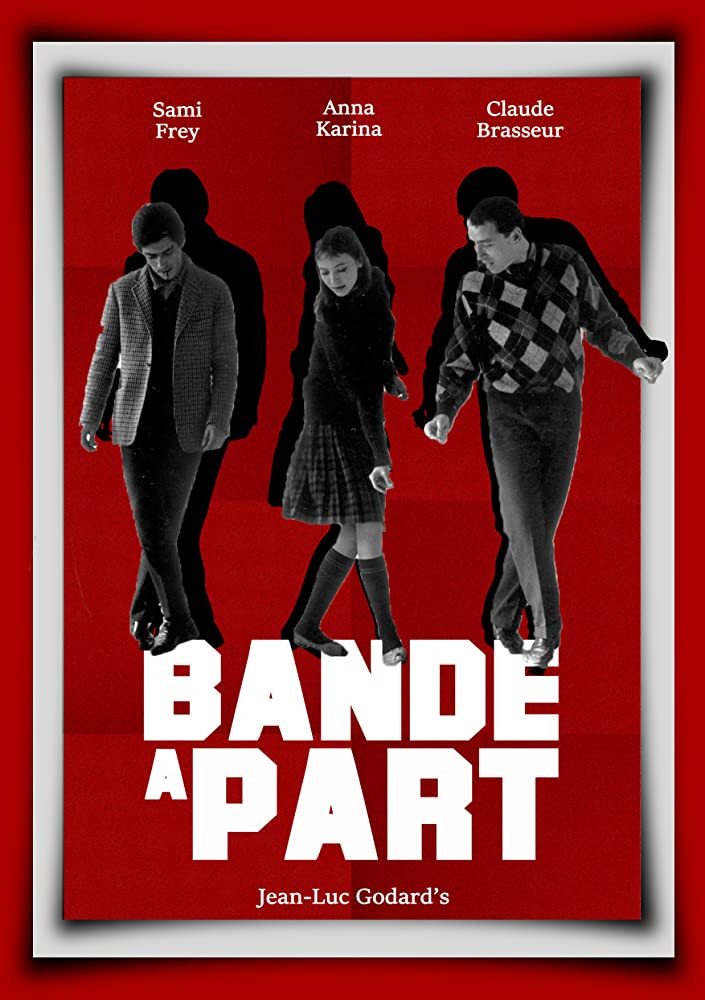 recenzie film Band of Outsiders, Jean-Luc Godard