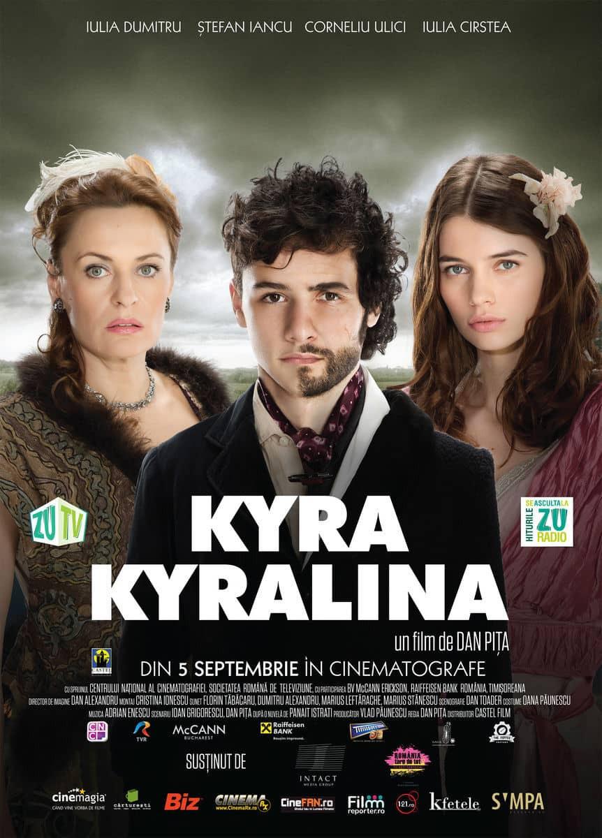 recenzie de film Kyra Kyralina, Dan Pita