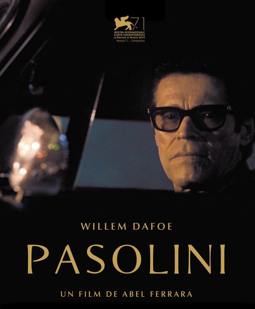 recenzie film Pasolini Willem Dafoe
