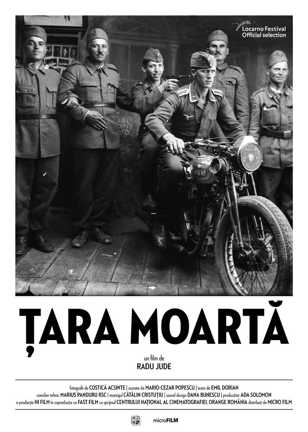 recenzie film romanesc Tara moarta, Radu Jude
