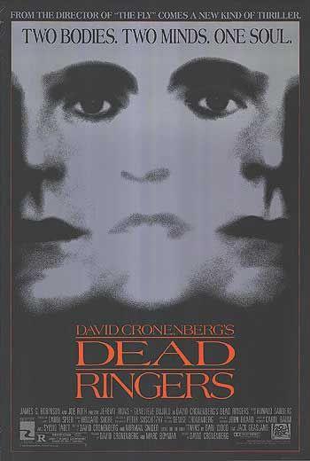 recenzie film Dead Ringers, David Cronenberg