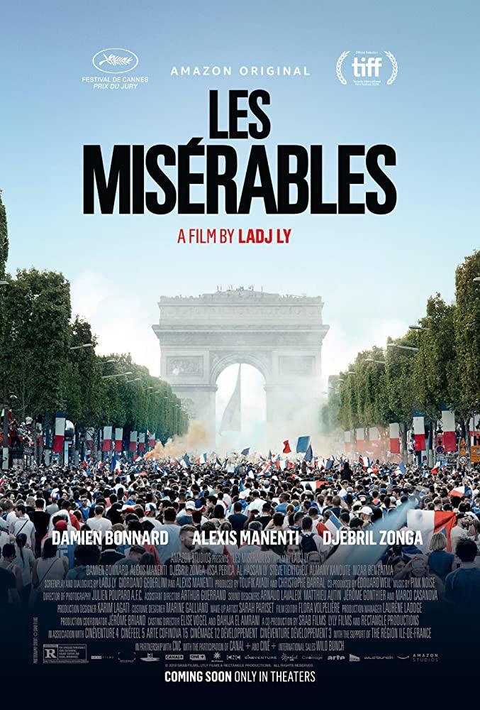 recenzie de film Les Miserables, Ladj Ly