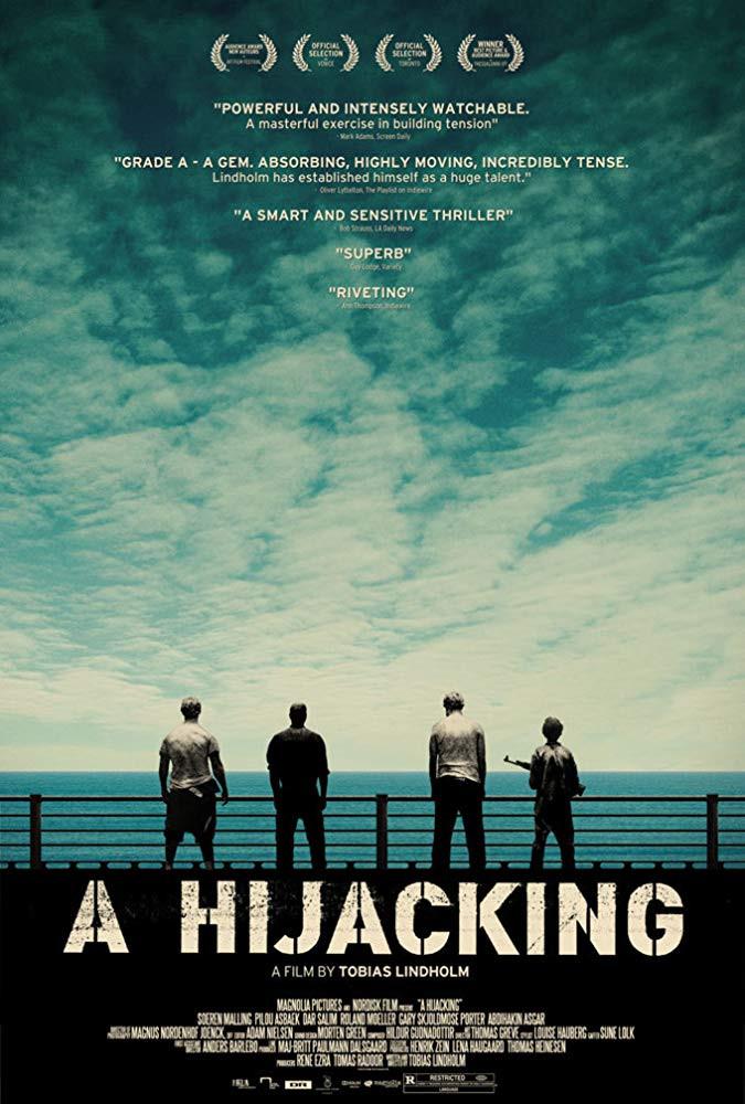 recenzie film Kapringen A Hijacking