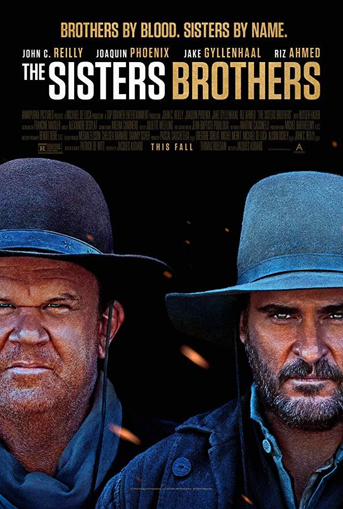 recenzie film The Sisters Brothers Phoenix Gyllenhaal