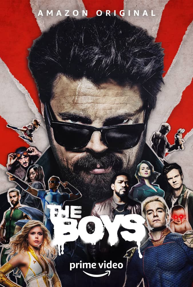 recenzie serial TV The Boys