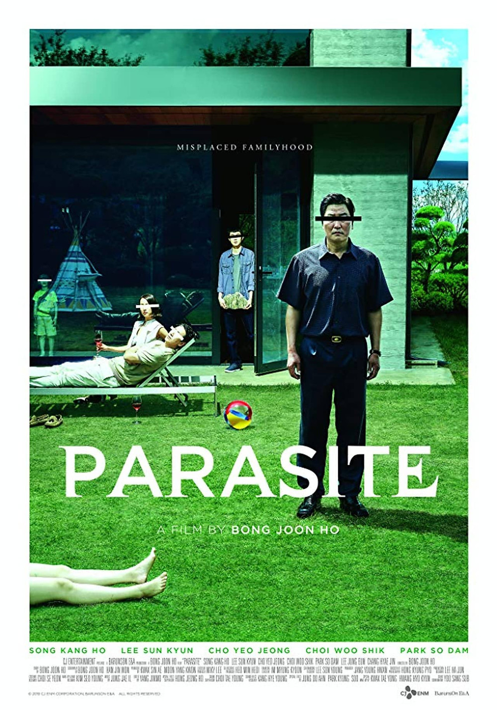 recenzie film Parasite