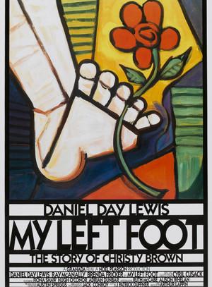 My Left Foot (Jim Sheridan, 1989)