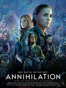 Annihilation (Alex Garland, 2018)