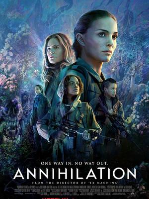 Annihilation (Alex Garland, 2018)