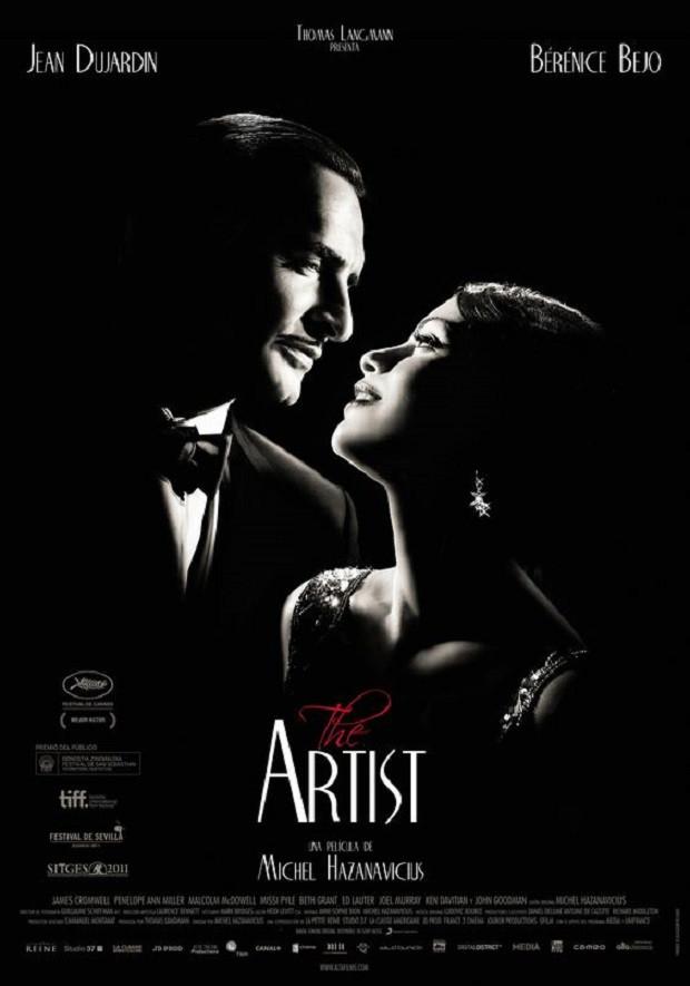 recenzie film The Artist, Michel Hazanavicius