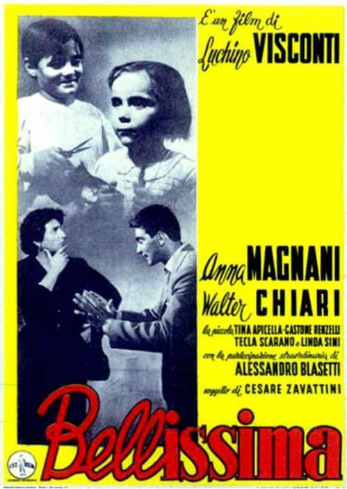 recenzie de film Bellissima Luchino Visconti