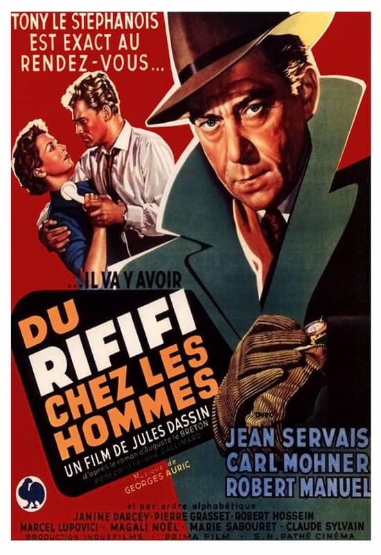 recenzie de film Du rififi chez les hommes, Jules Dassin