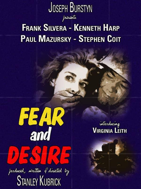 recenzie film Fear and Desire, Stanley Kubrick