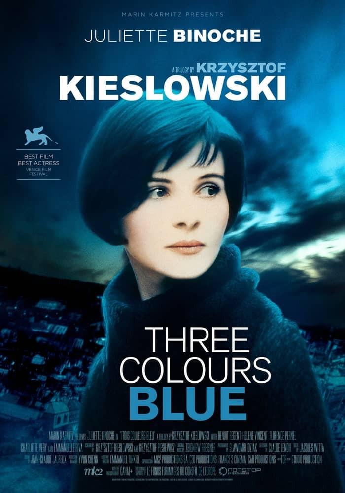 recenzie Trois couleurs: Bleu Krzysztof Kieslowski
