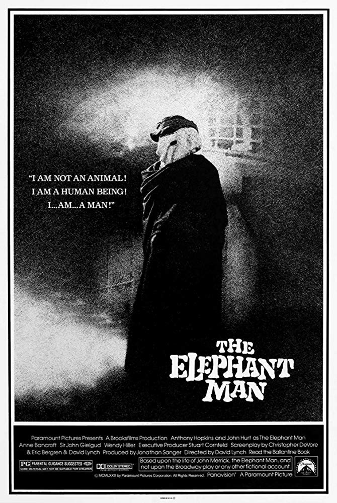 Cronica film The Elephant Man, David Lynch