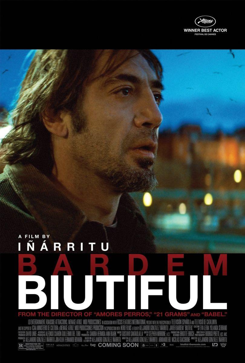 recenzie de film Biutiful, Alejandro Inarritu, Javier Bardem