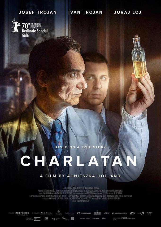 recenzie film Charlatan