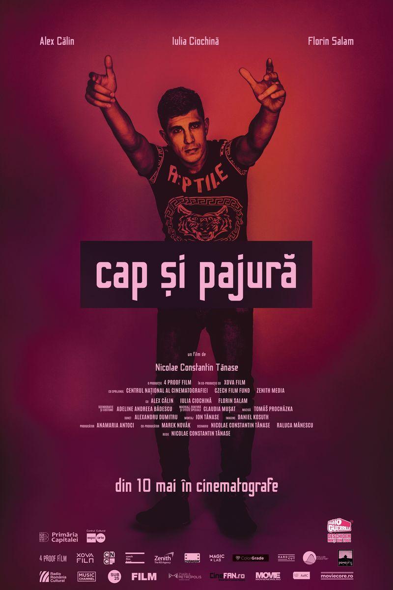 recenzie de film Cap si Pajura