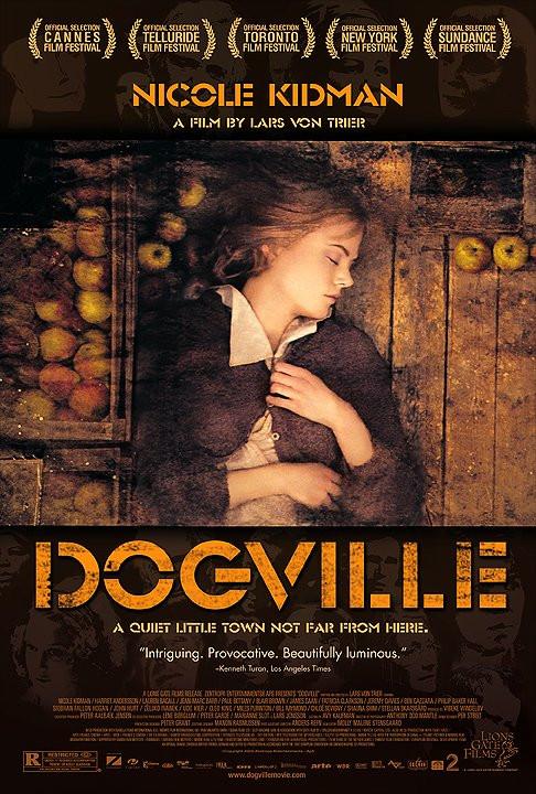 cronica film Dogville Lars von Trier
