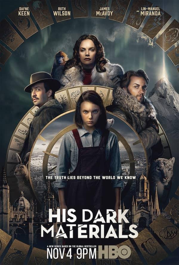 recenzie serial TV Materiile întunecate