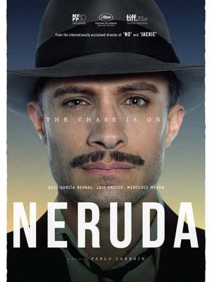 Neruda (Pablo Larraín, 2016)