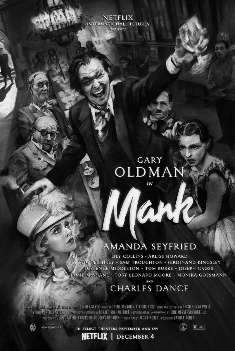 recenzie de film Mank