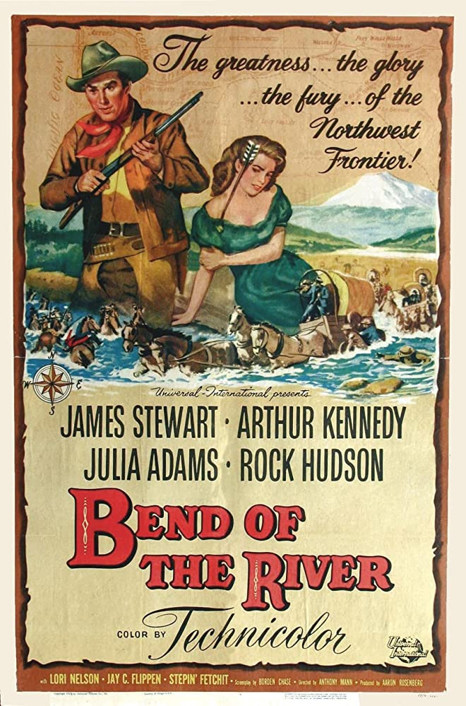 recenzie film Bend of the River