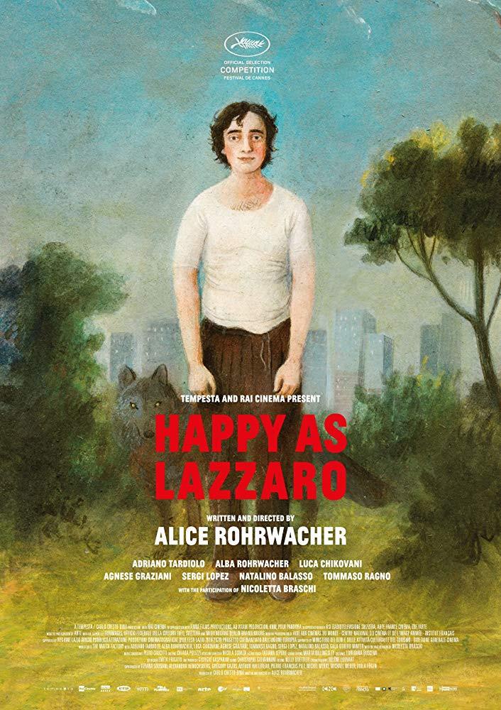 Recenzie film Happy as Lazzaro Alice Rohrwacher