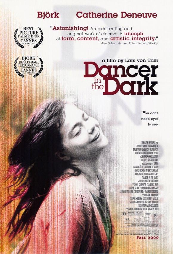 recenzie Dancer in the Dark, Lars von Trier, Bjork