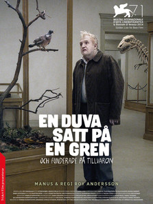 A Pigeon Sat on a Branch Reflecting on Existence (Roy Andersson, 2014)