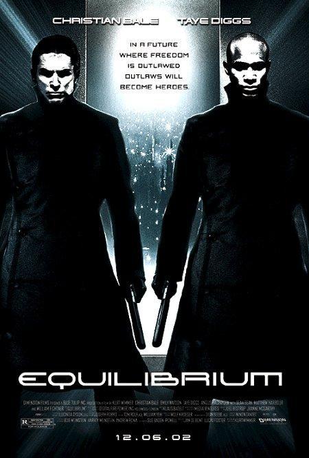 recenzie film Equilibrium