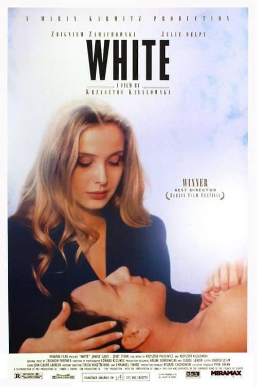 recenzie film Trois couleurs: Blanc Kieslowski