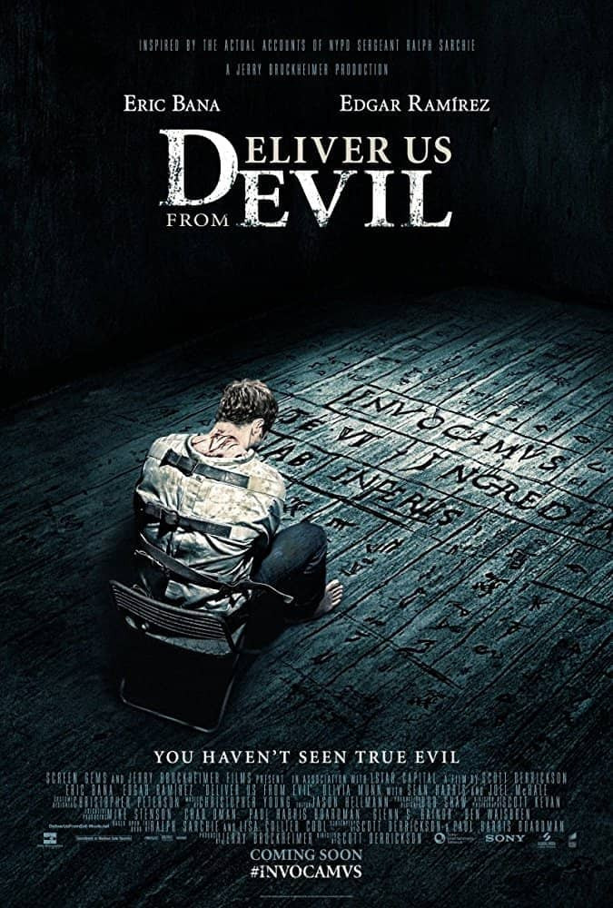 recenzie film Deliver Us From Evil