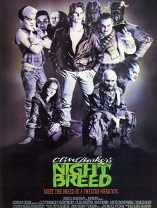 Nightbreed (Clive Barker, 1990)
