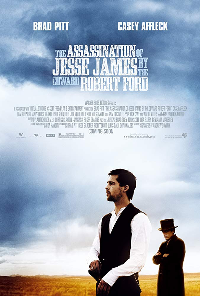 recenzie The Assassination of Jesse James by the Coward Robert Ford