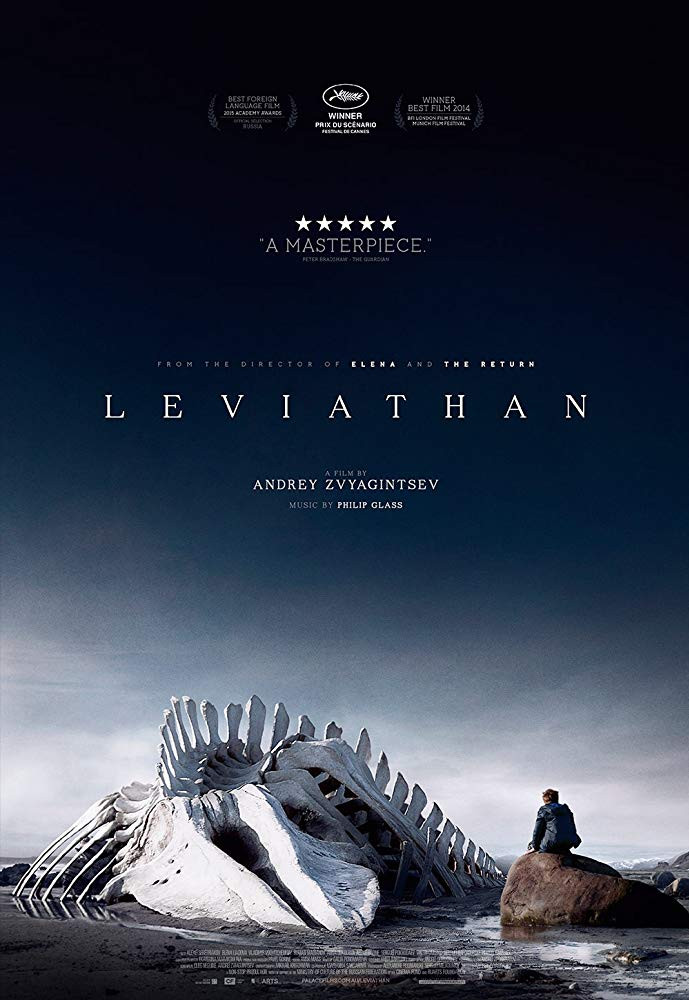 cronica film Leviathan (2014)