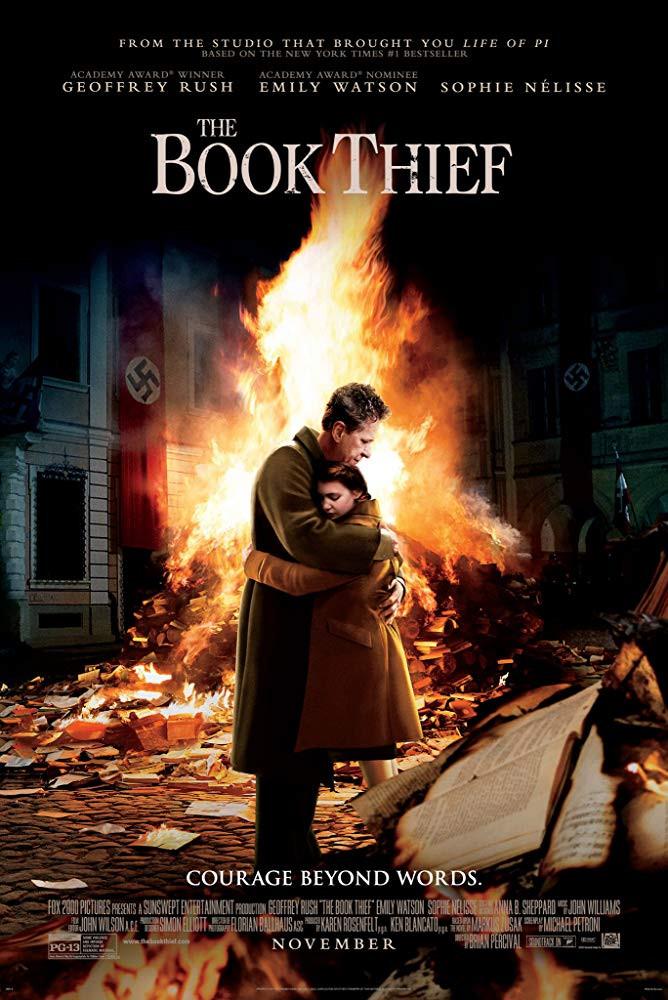 recenzie film The Book Thief Geoffrey Rush Emily Watson