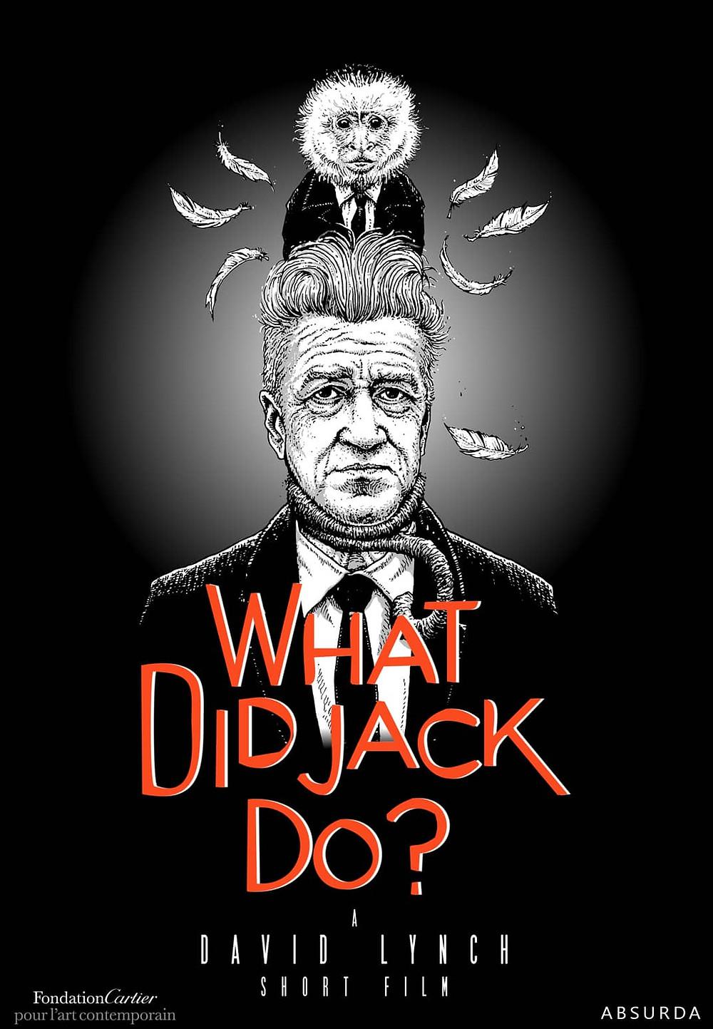 recenzie film What Did Jack Do? David Lynch